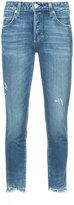 Amo Babe jeans - women - Cotton/Spandex/Elastane - 24