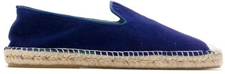 Blue Bird Shoes Suede Espadrilles