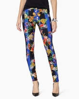 Juicy Couture Embroidered Legging
