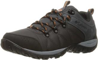 Columbia Men's Peakfreak Venture LT Low Rise Multisport Outdoor Shoes Black (Shark Valencia 011) 9 UK