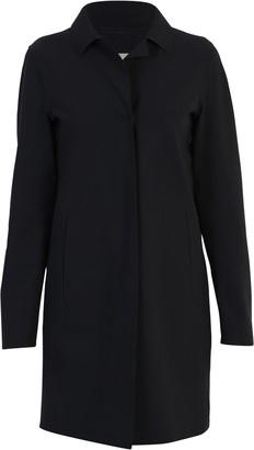 Herno Mid-Length Button Down Coat