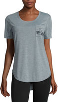 Fifth Sun Scoop Tunic Pocket Tee - Juniors