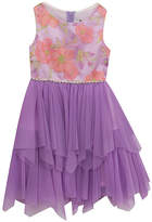 Rare Editions Sleeveless Tutu Dress Girls