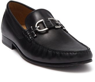 Donald J Pliner Colin Leather Bit Loafer