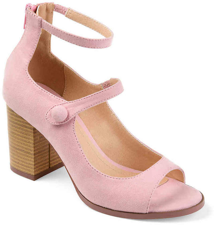 Journee Collection Hipsy Pump - Women's