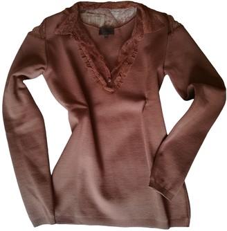La Perla Brown Wool Knitwear for Women