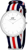 Daniel Wellington Classic Canterbury Collection 0202DW Men's Analog Watch
