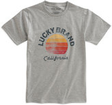 Lucky Brand Heather Gray 'California' Tee - Boys