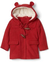 Gap Cozy bear duffle coat