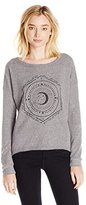 Billabong Junior's Forever More French Terry Pullove R Sweatshirt