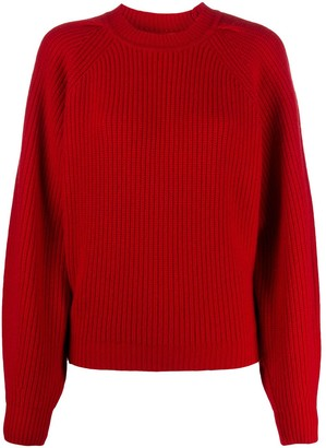 Isabel Marant Chunky Knitted Jumper