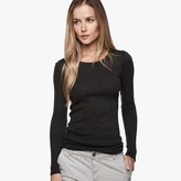 James Perse Cashmere Tubular Tee