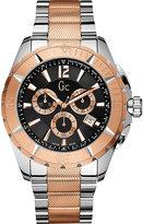 Gc X53003g2s Sports Class Xxl Stainless Steel Watch