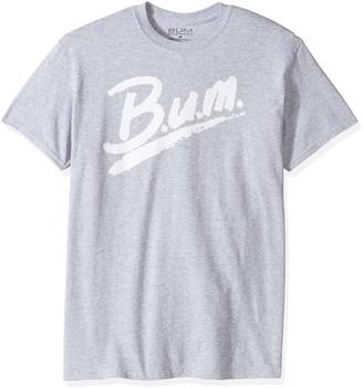 Equipment Bum Men's Big and Tall Bum Paint Swipe T-Shirt