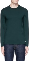 Armani Collezioni Stretch long sleeve T-shirt