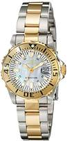 Invicta Women's 17383 Pro Diver Analog Display Swiss Quartz Two Tone Watch