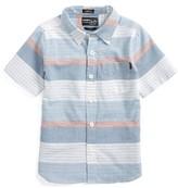 O'Neill Boy's Stripe Woven Shirt