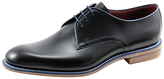 Loake Drake Derby Shoes, Black