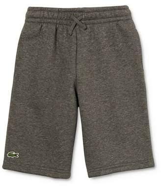 Lacoste Boys' Logo Fleece Shorts - Little Kid, Big Kid