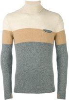 Roberto Collina colour block pullover