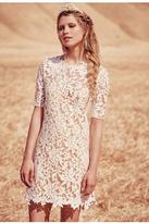 Grace Loves Lace x Free People Womens LUCIA MINI DRESS