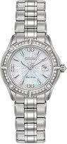Citizen Women's Signature Diamond Accent Stainless Steel Bracelet Watch 28mm EW2270-86D