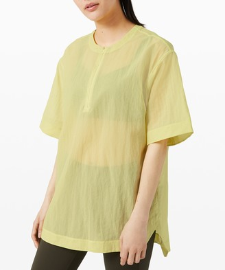 Lululemon Clear Intention Shirt