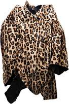 Junya Watanabe Wrapped Leopard Coat