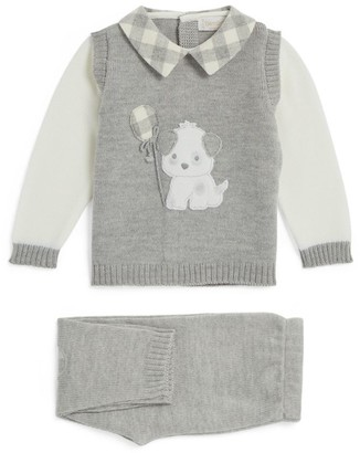 Bimbalo Knitted Sweater and Leggings Set (1-24 Months)
