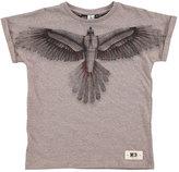 Molo Raphael Bird-Print T-Shirt