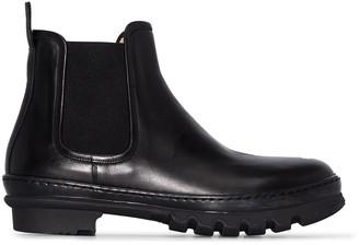 LEGRES Garden Chelsea boots