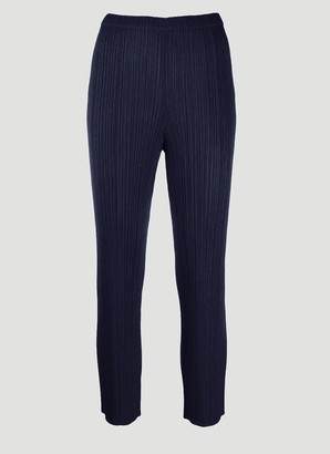 Pleats Please Issey Miyake Pleated Pants