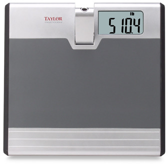 Homedics Taylor Projection Scale