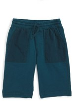 Tea Collection Boy's Wonga Patch Pocket Shorts