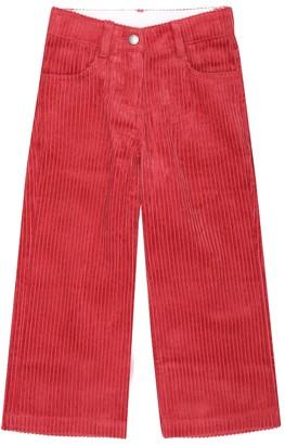 Stella McCartney Kids Corduroy pants