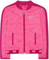 Nike Little Girls' Zip-Up Active Jacket