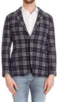Tagliatore Virgin Wool Blend Jacket