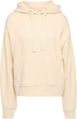 Vince French Cotton-terry Hoodie