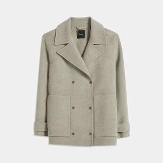 Theory Double-Faced Short Trench