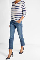 Brunello Cucinelli Straight Cropped Jeans