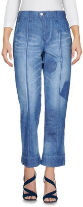 Julien David Denim capris