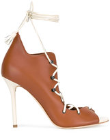 Malone Souliers Savannah sandals - women - Calf Leather/Leather - 36