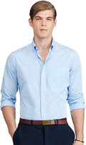 Ralph Lauren Striped Poplin Sport Shirt