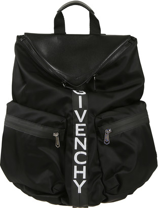 Givenchy Spectre Logo Detail Backpack