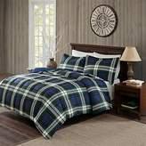 Woolrich Rob Roy Softspun Down Alternative Comforter Mini Set Blue King