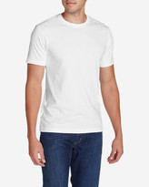 Eddie Bauer Men's Legend Wash Short-Sleeve T-Shirt - Slim Fit