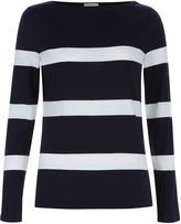 Hobbs Ivanna Stripe Top