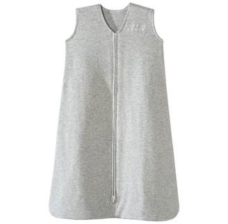 Halo Innovations HALO SleepSack Wearable Blanket Cotton, Heather Grey, Large