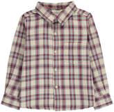 Simple Boy Checked Shirt