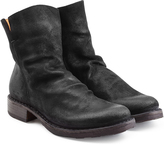 Fiorentini+Baker Fiorentini & Baker Distressed Sueded Ankle Boots
